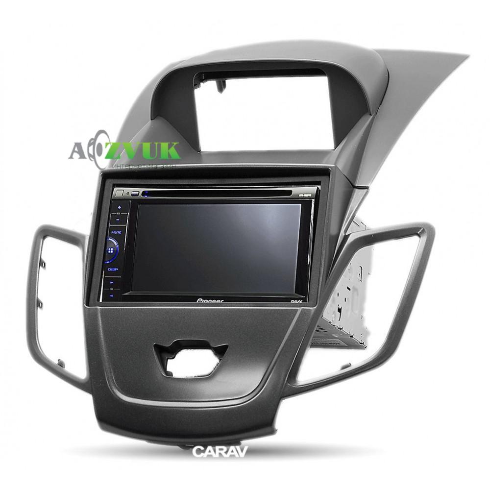 Рамка переходная Carav 11-305 Ford Fiesta 2008->2017