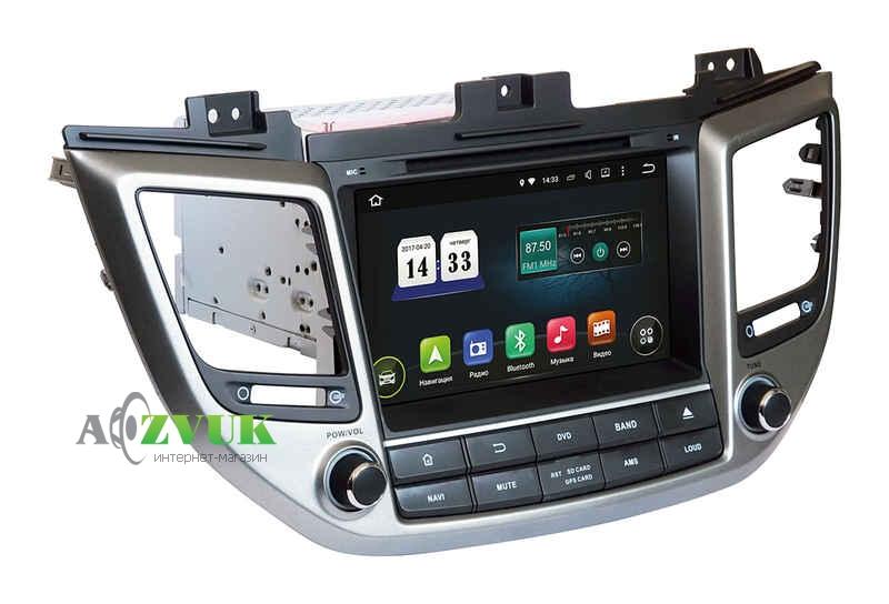 Штатная Магнитола Incar AHR-2461/9 Android 5.1 Hyundai ix35 2015+, Tucson 2015+