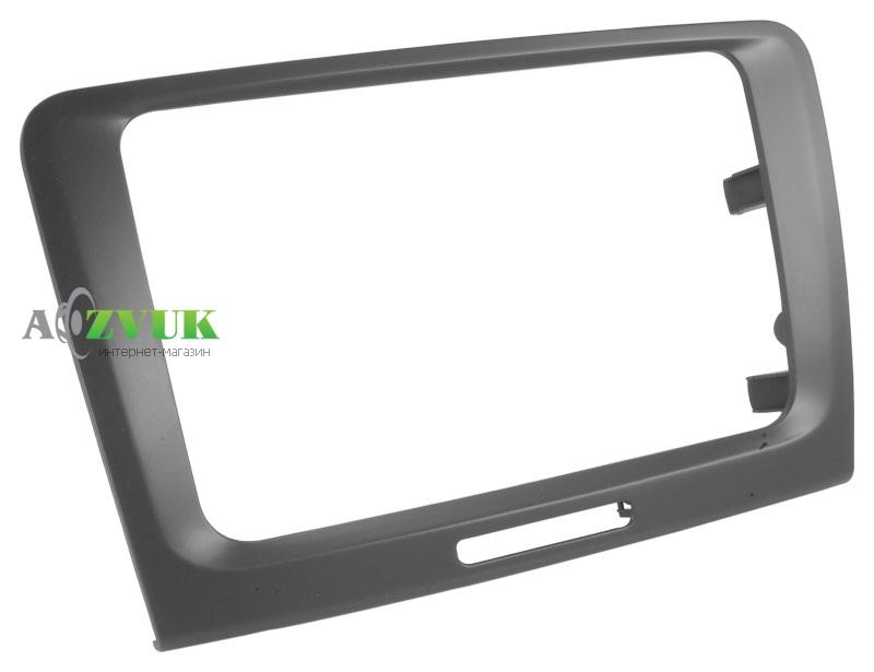 Рамка переходная AWM 781-08-115 Skoda SuperB 2008+ (black) airbag