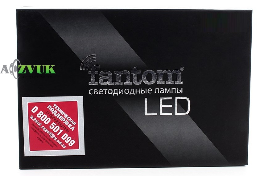 Светодиодные лампы (led) Fantom FT LED 9006 (HB4) (5500K)