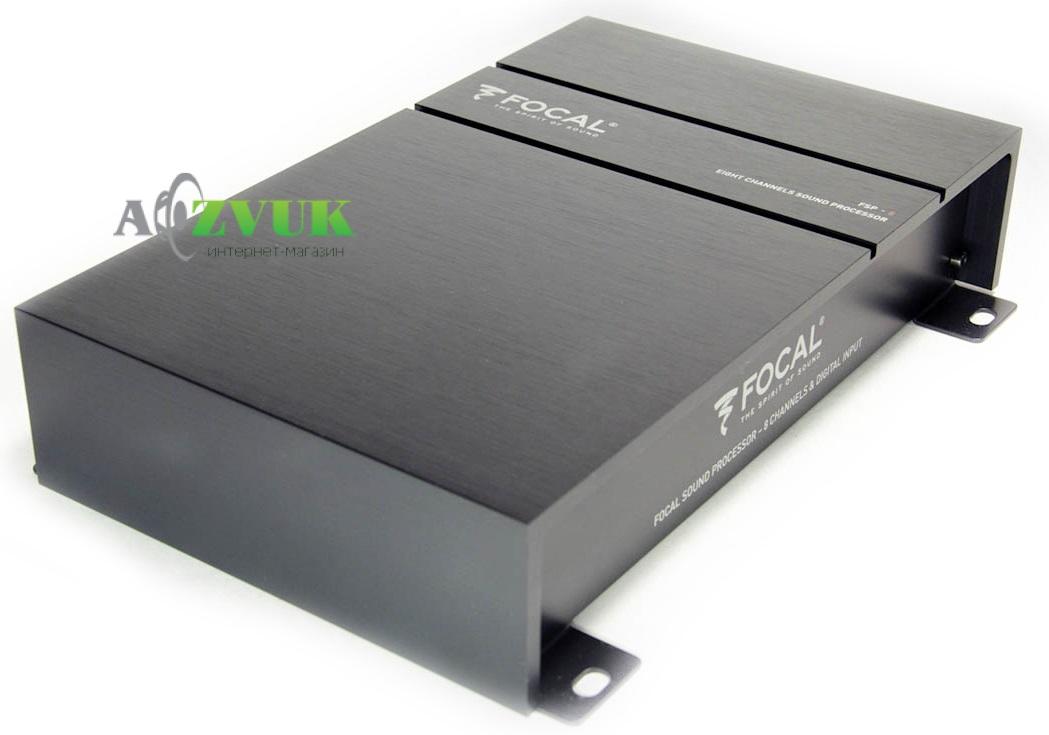 Процессор FOCAL FSP 8