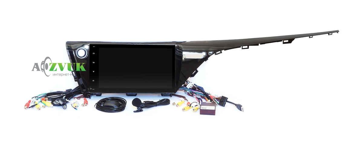 Штатная Магнитола Incar TSA-1595 Toyota Camry 70 2018+