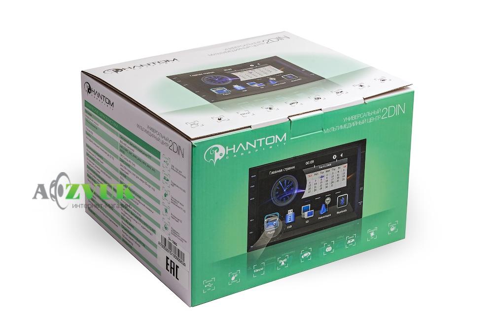 Автомагнитола DVD Phantom DV-7005