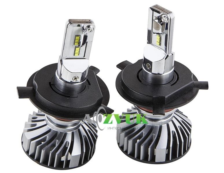 Светодиодные лампы (led) Sho-Me G6.3 Н4 30W