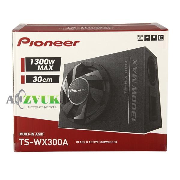 Сабвуфер Pioneer TS-WX300A