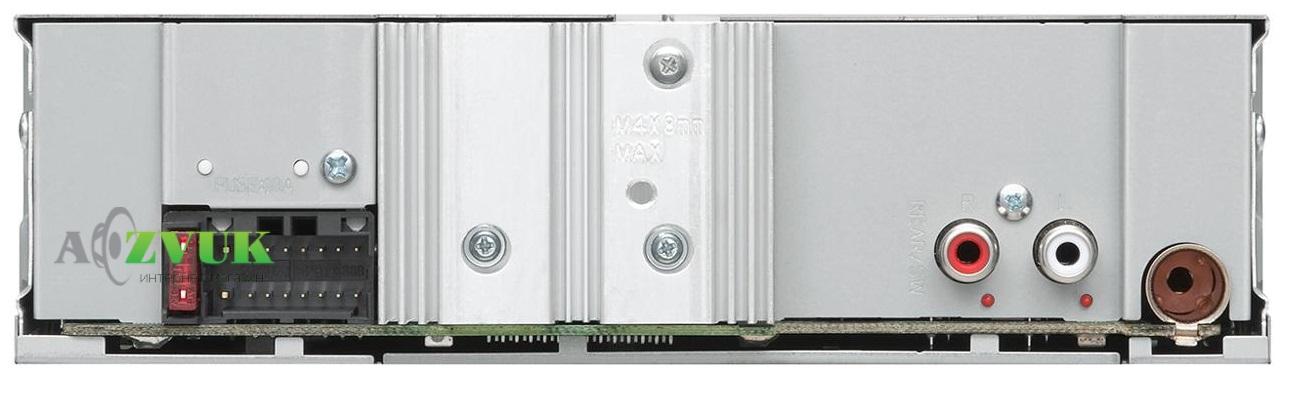 Автомагнитола 1-DIN JVC KD-X163