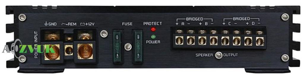 Усилитель Ground Zero GZDSP 4.80AMP