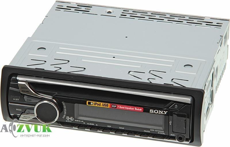 cdx-gt560ue схема подключения