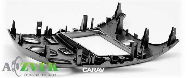 Рамка переходная Carav 11-414 KIA Cerato, Forte 2009+ (Manual Aircondition)