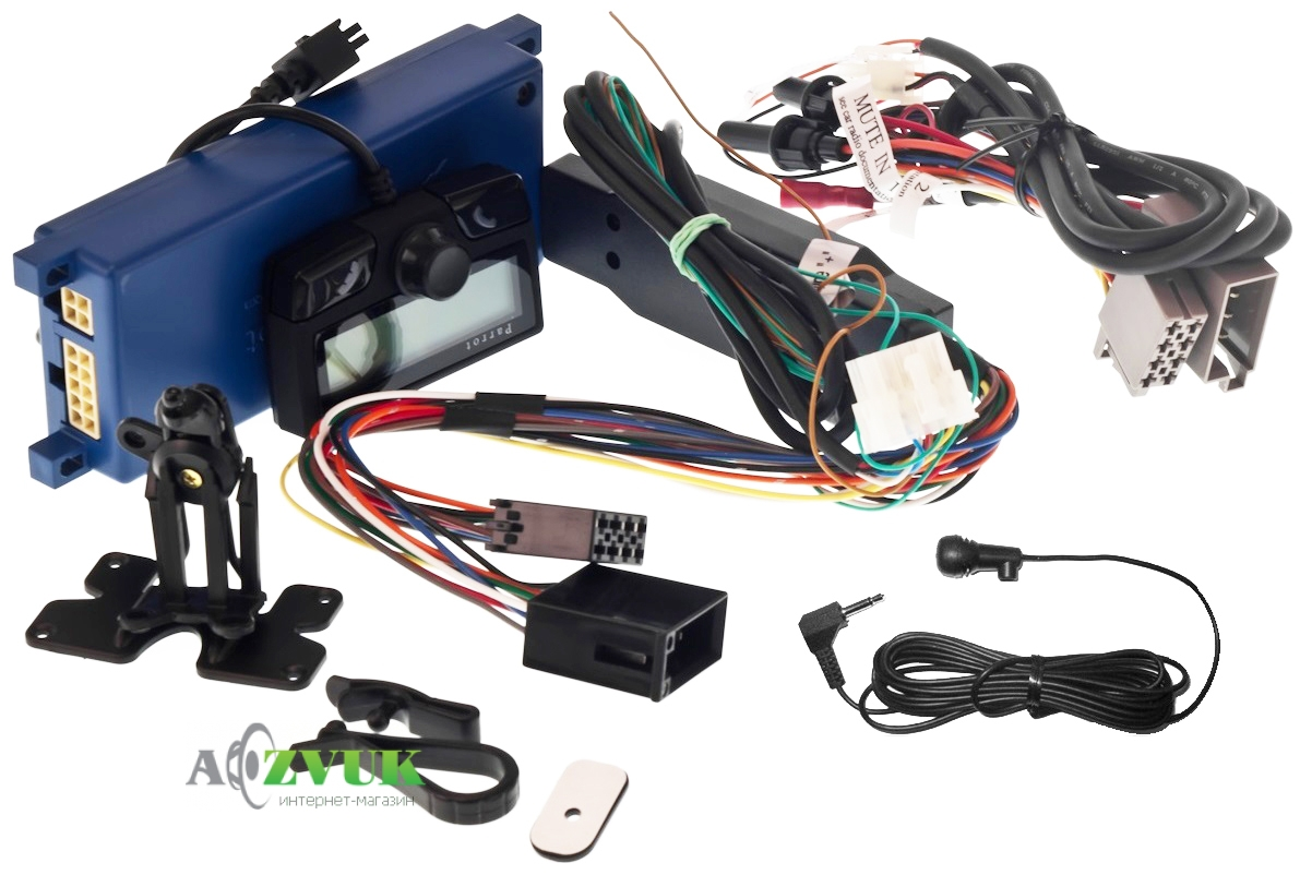 Комплект громкой связи Parrot CK-3100 LCD