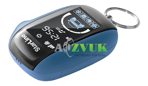 Автосигнализация StarLine B95 BT CAN+LIN GSM/GPS