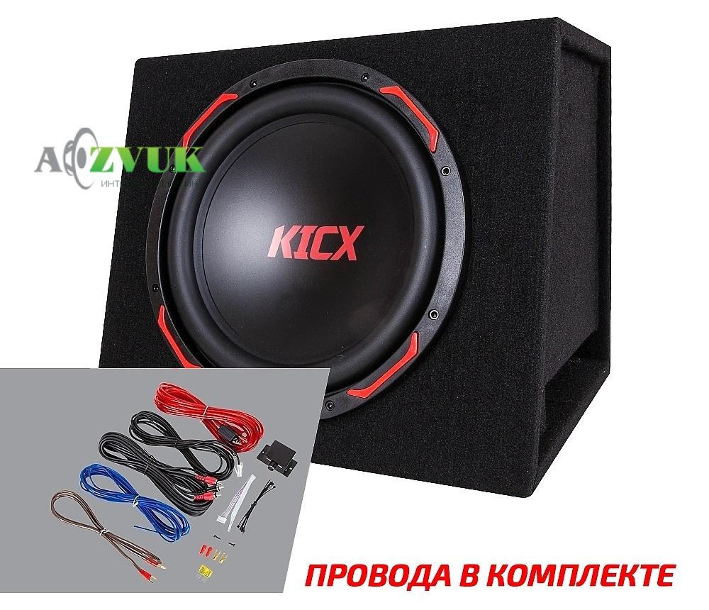 Сабвуфер Kicx GT-310BPA