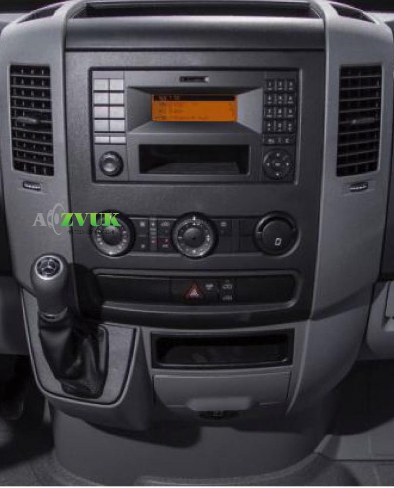 Рамка переходная Carav 11-714 Mercedes Sprinter (W906) 2006+ / VW Crafter 2006+