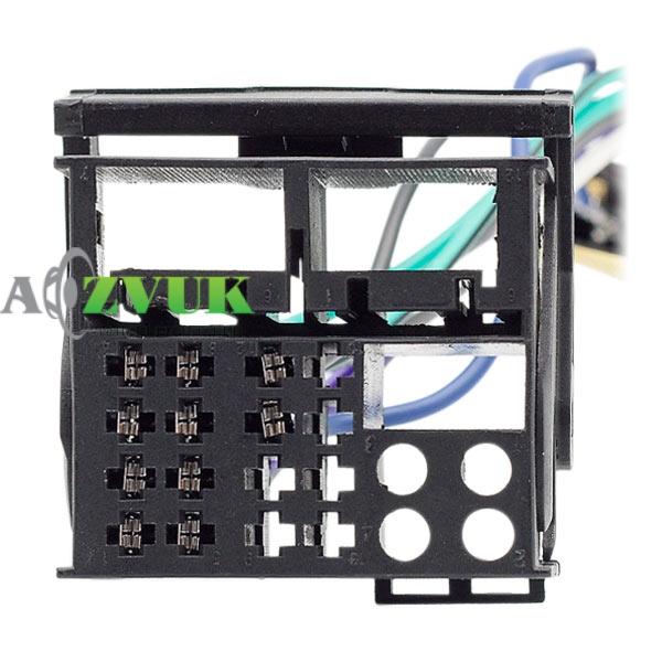 Переходник ACV ISO 321324-02/1 для штатной магнитолы VW