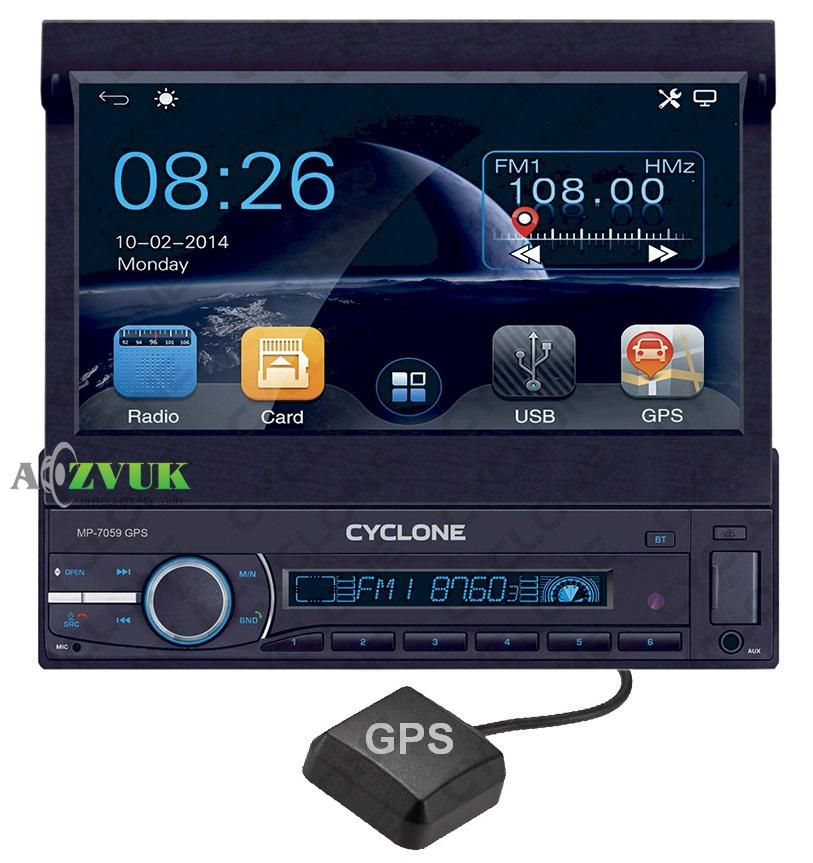 Автомагнитола DVD CYCLON MP-7059 GPS