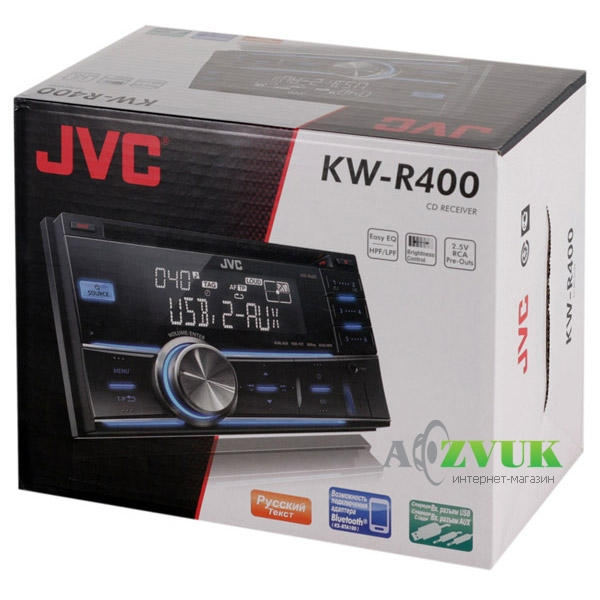 Jvc Kw R400ee Инструкция