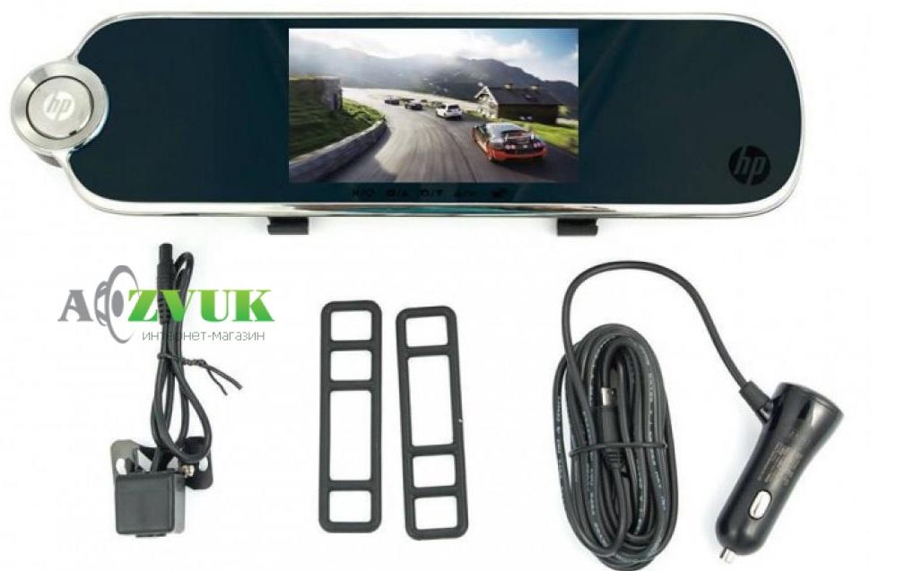 Автомобильный видеорегистратор HP F 770 - фото 7