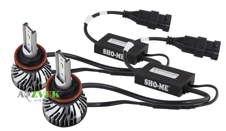 Светодиодные лампы (led) Sho-Me G6.3 H11 24W