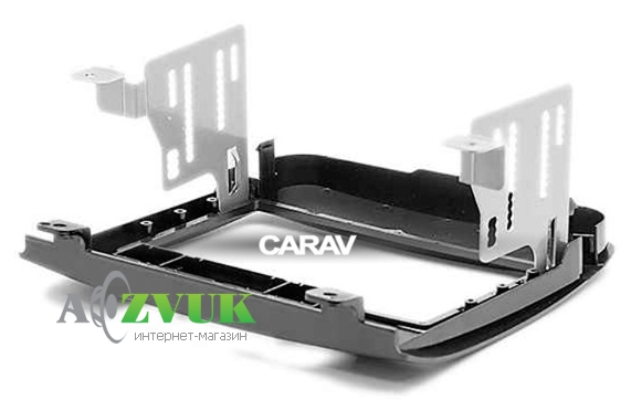 Рамка переходная Carav 11-435 VW Touareg 2010-2014