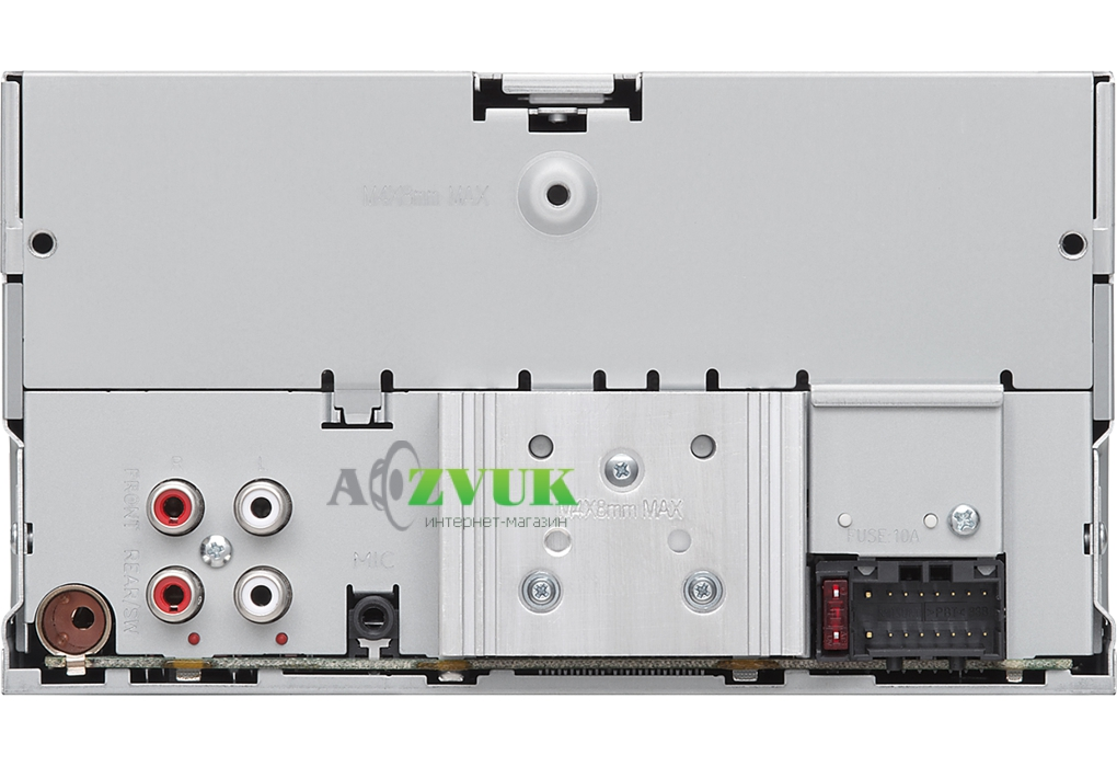 Автомагнитола 2-DIN Kenwood DPX-M3100BT