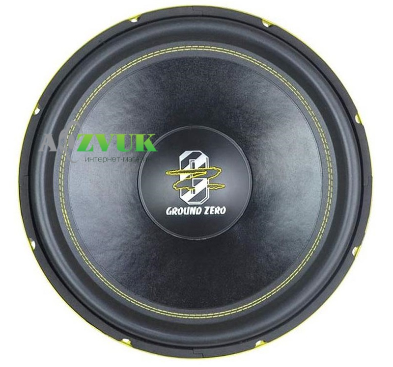 Сабвуфер Ground Zero GZIW 15SPL