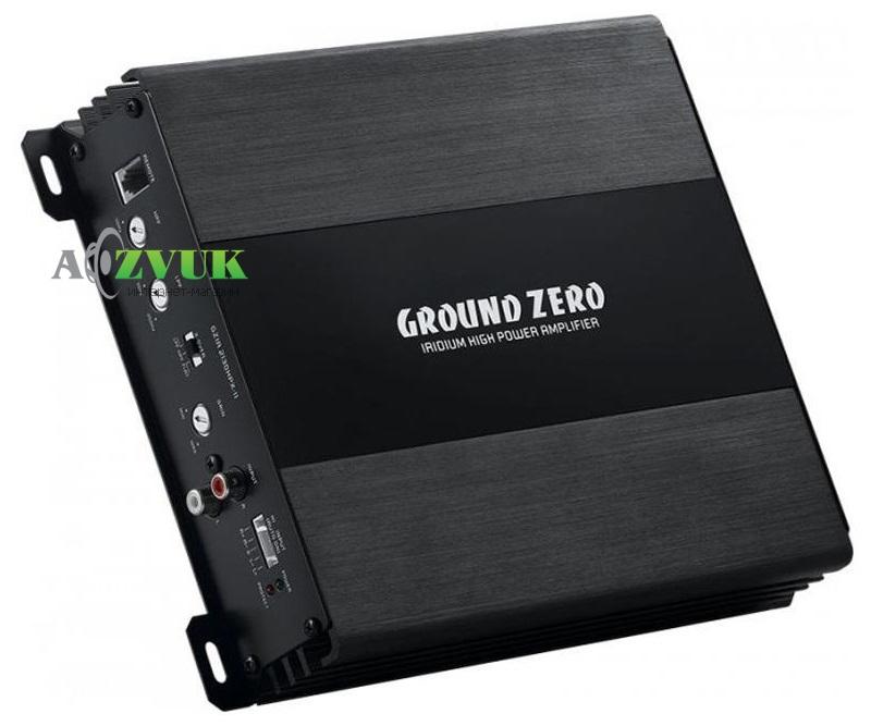 Усилитель Ground Zero GZIA 2130HPX-II