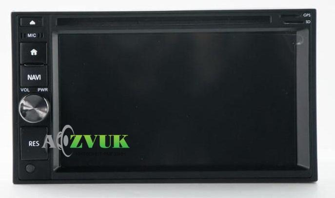 Автомагнитола DVD Baxster DZT1066 6.5 Android 6.0.1