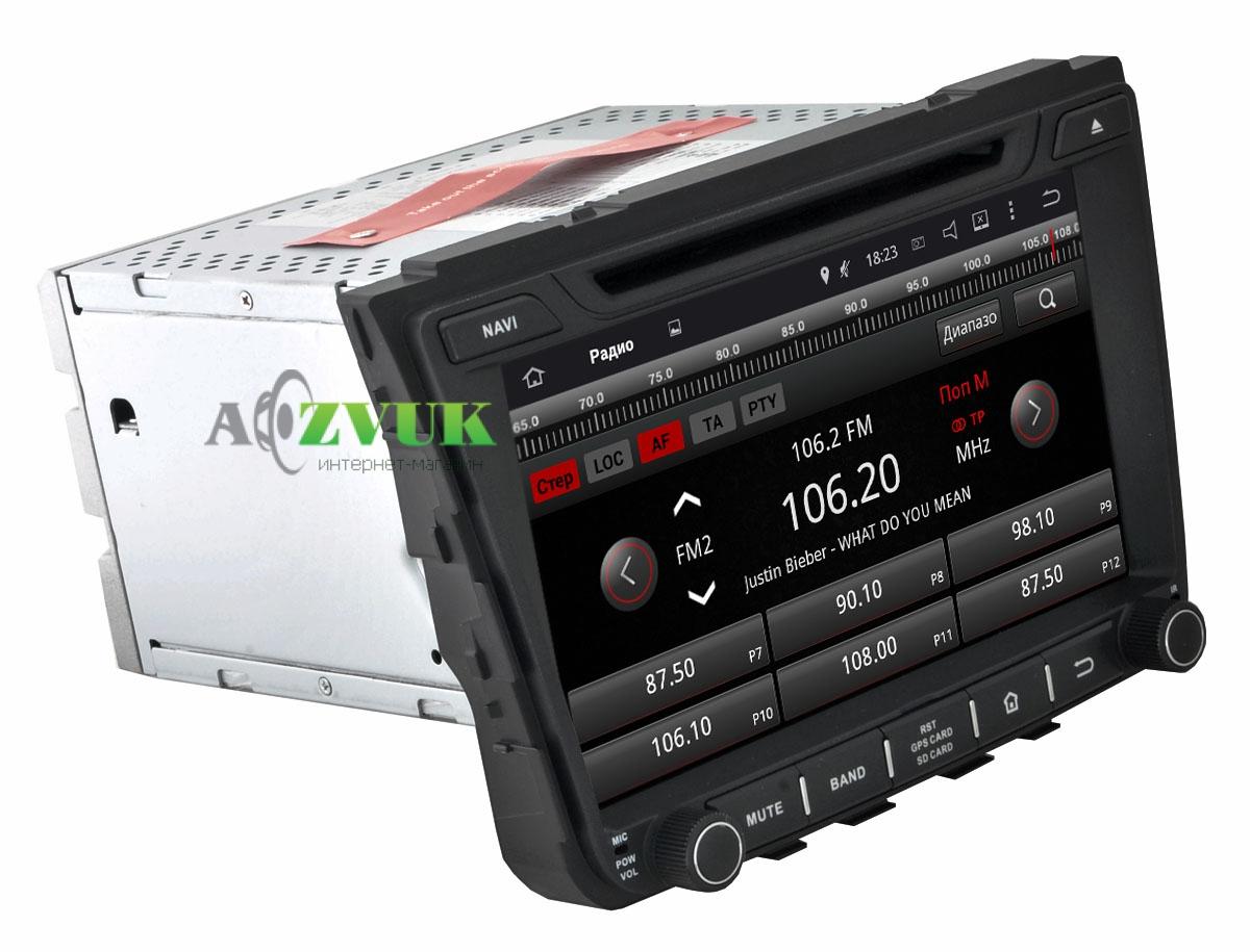 Штатная Магнитола Incar AHR-2463 для Hyundai Hyundai Creta IX25 (2016+) Android 4.4.4