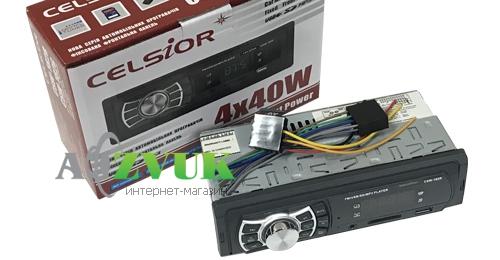 Автомагнитола 1-DIN Celsior CSW-182G