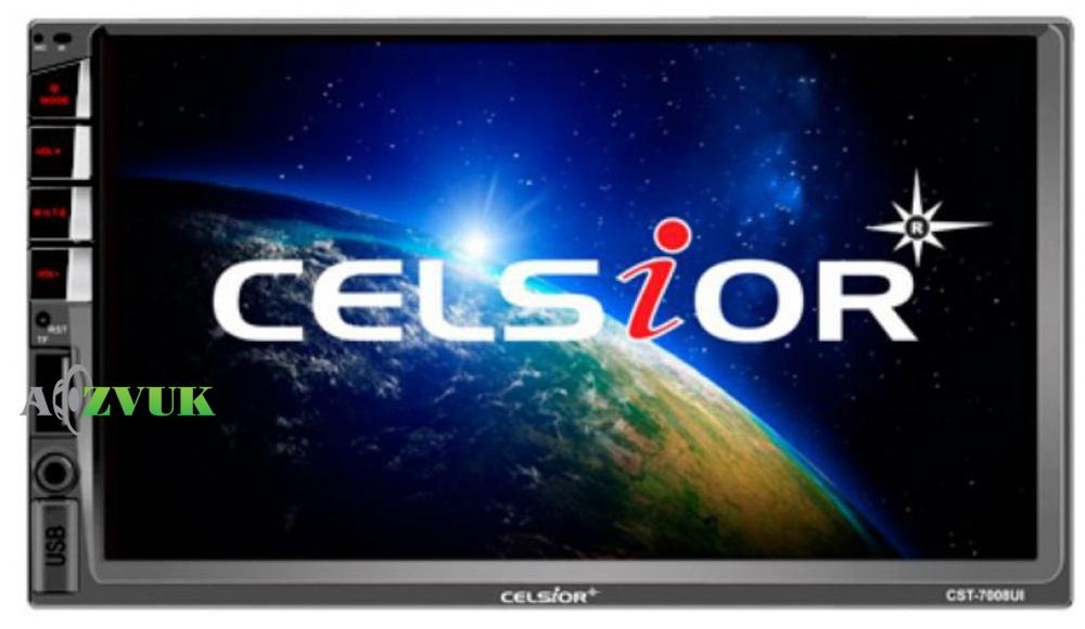 Автомагнитола DVD Celsior CST-7008UI